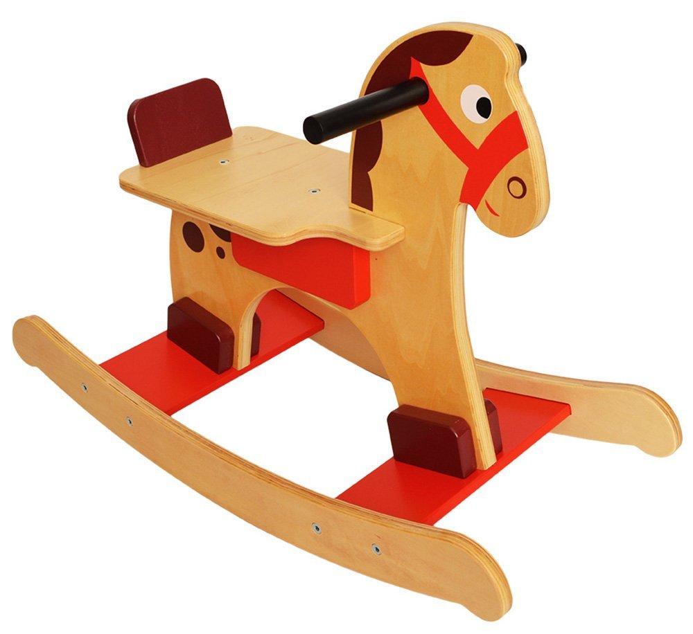 Caballitos de madera juguetes de madera tienda online - Caballito de madera ikea ...
